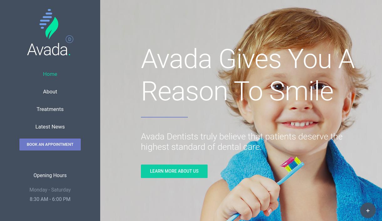Dentist Demo