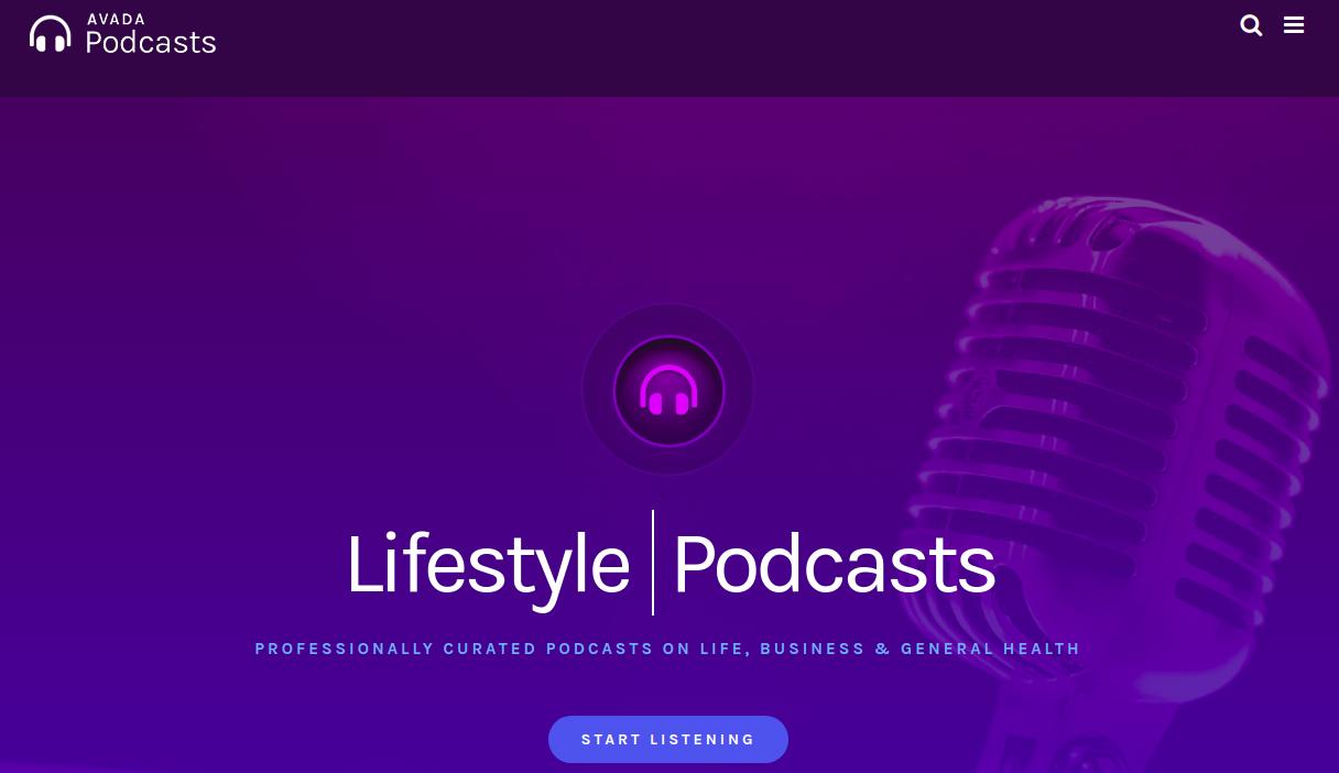 Podcast Demo