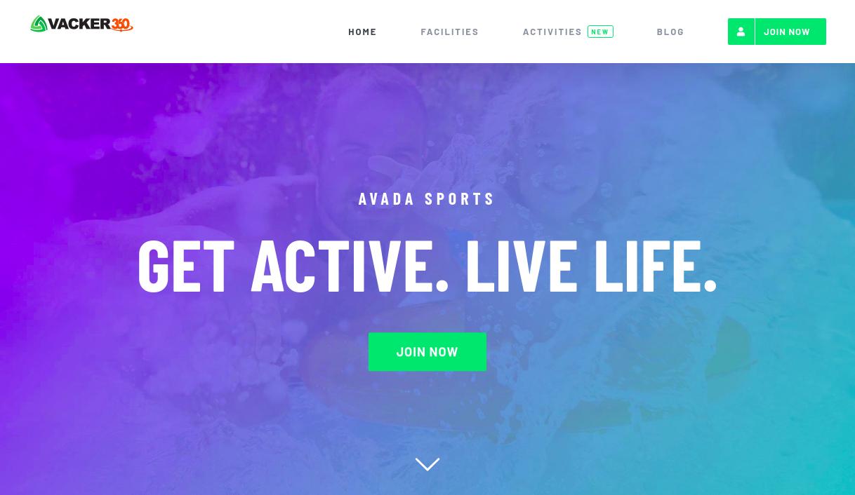 Sport Demo
